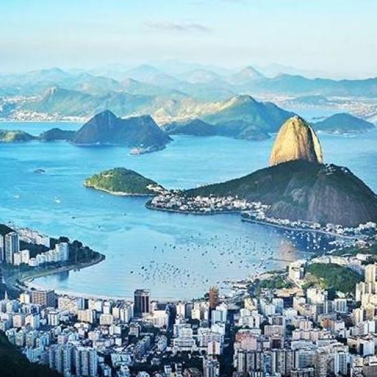 Фототапет Рио