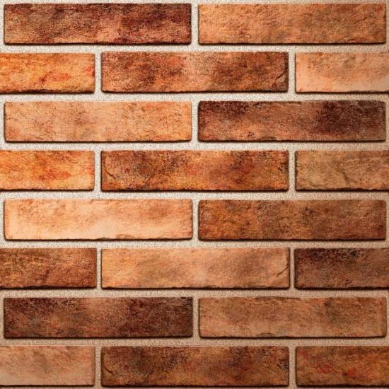 Гранитогрес Brick Style 300233