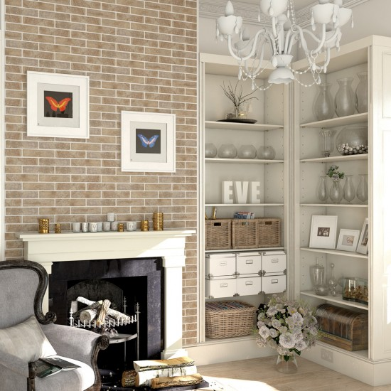 Гранитогрес Brick Style 300235